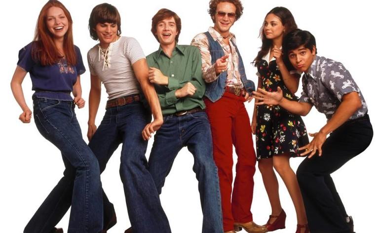 A série americana That '70s Show estreia nesta sexta (04/03) na Netflix Brasil