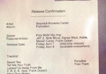Adele e Beyonce álbum