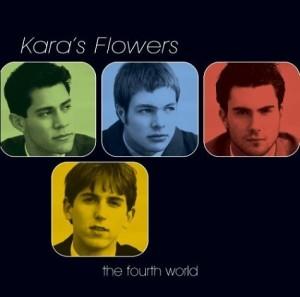 """Capa do álbum """"The Fourth World""""."""