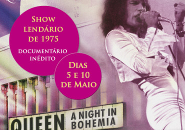 Queen - A night in Bohemia