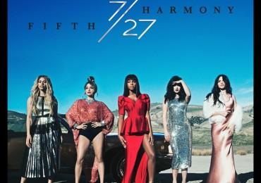"""Capa """"7/27"""", Fifht Harmony"""