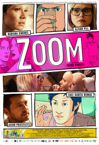 Estreia 'Zoom', filme com Mariana Ximenes e Gael García Bernal