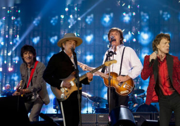 Paul McCartney, Stones e Bob Dylan