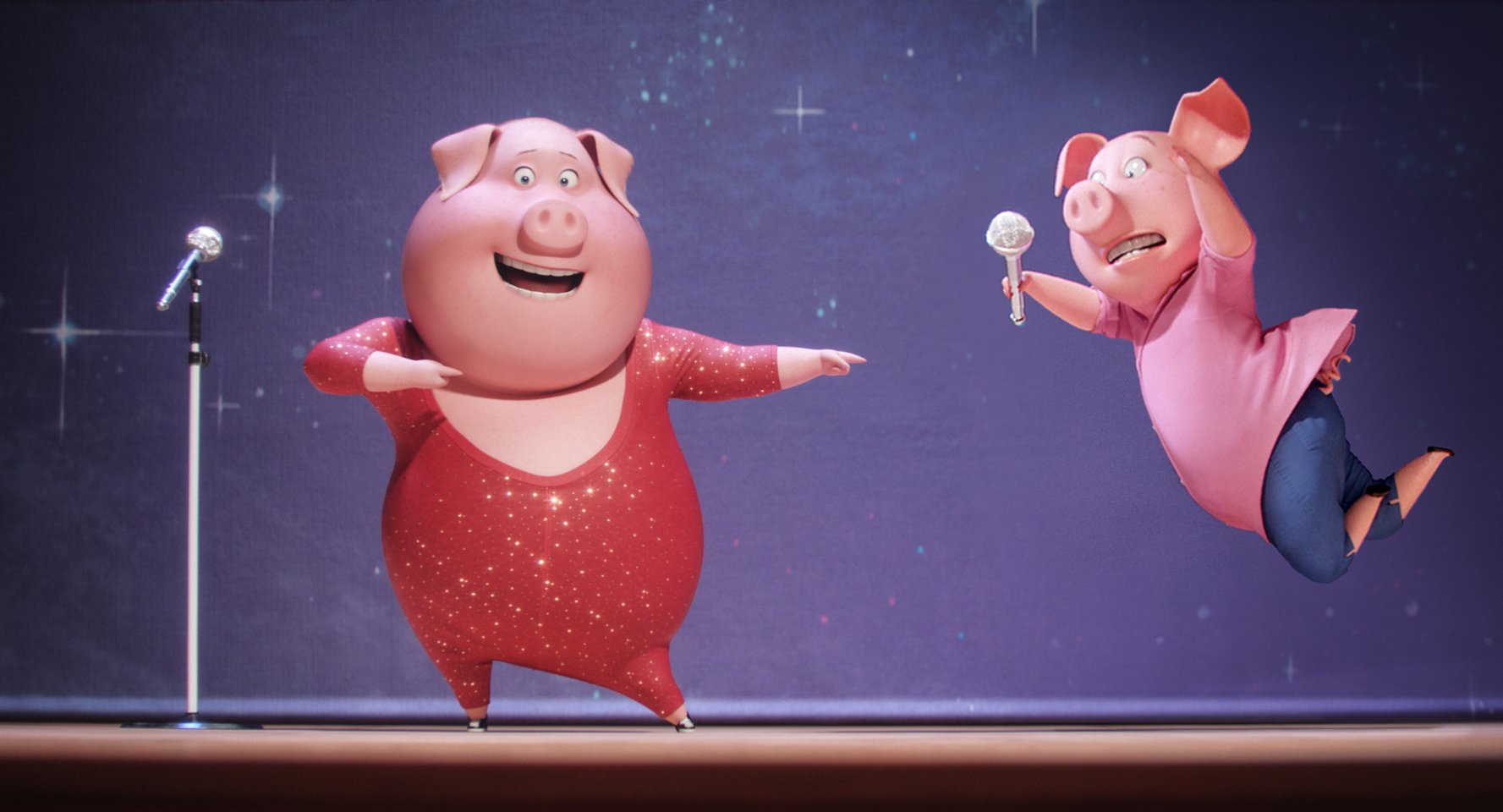 """Sing"": bichos cantam Nicki Minaj e Sam Smith no trailer do filme"