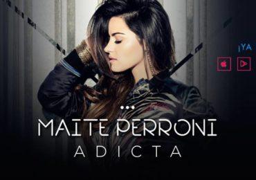 """Maite Perroni estreia clipe de """"Adicta"""""""