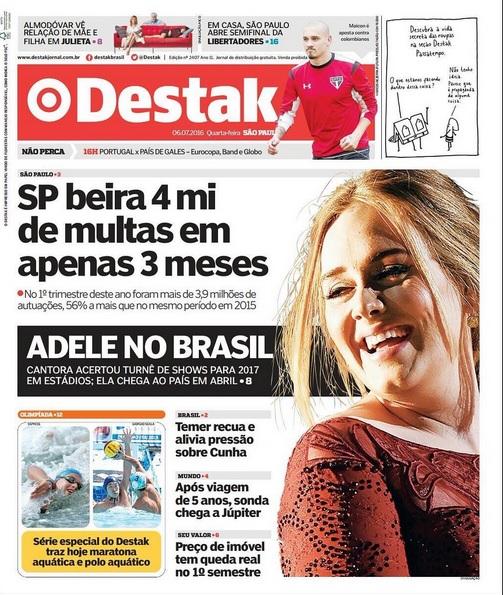 Adele-Brasil