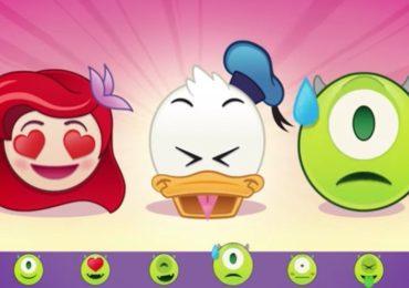 Emojis Disney