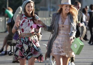 Gossip Girl - Blair Waldorf e Serena Van der Woodsen