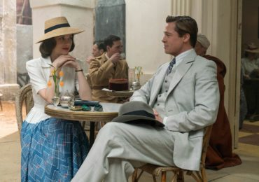 "Brad Pitt e Marion Cotillard no primeiro trailer de ""Aliados"""