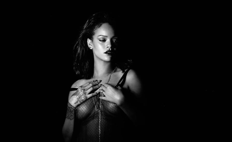 "Rihanna confirma ""Love On The Brain"" como novo single!"