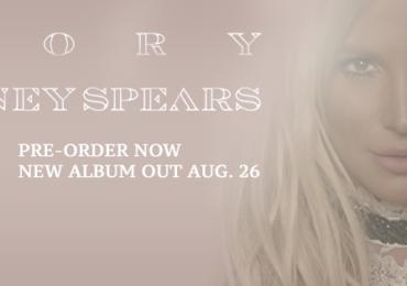 """Confira a tracklist de """"Glory"""", álbum novo de Britney Spears"""