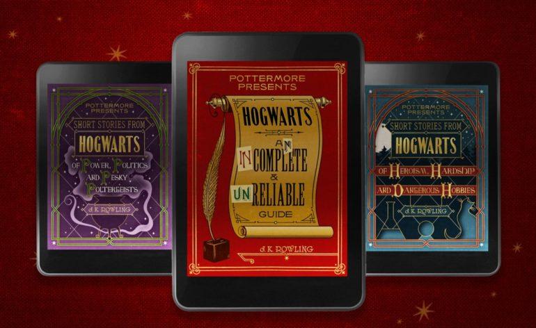 Harry Potter e-books