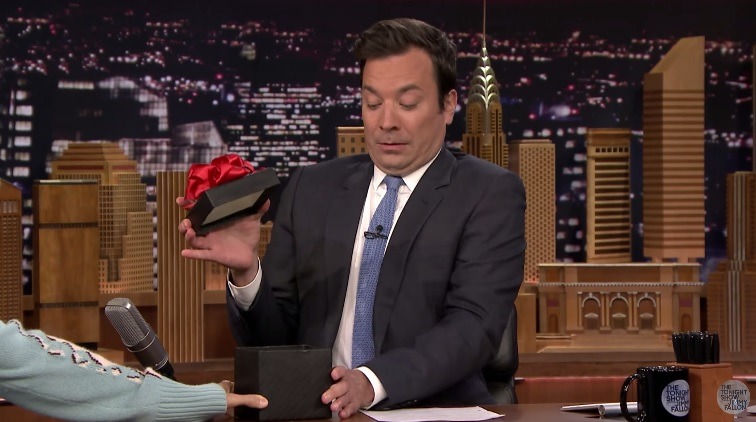 Foto: Reprodução/The Tonight Show Starring Jimmy Fallon