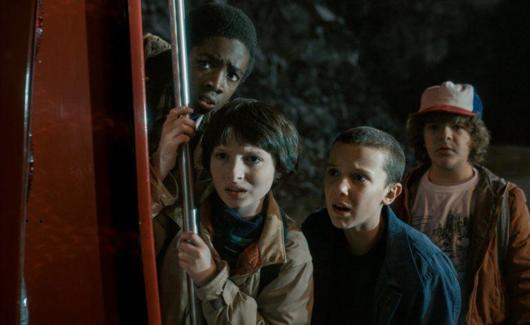 """Chefão da Netflix confirma segunda temporada de """"Stranger Things"""""""