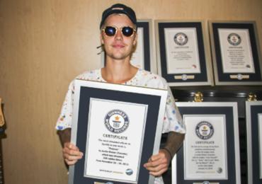 Foto: Reprodução/Justin Bieber