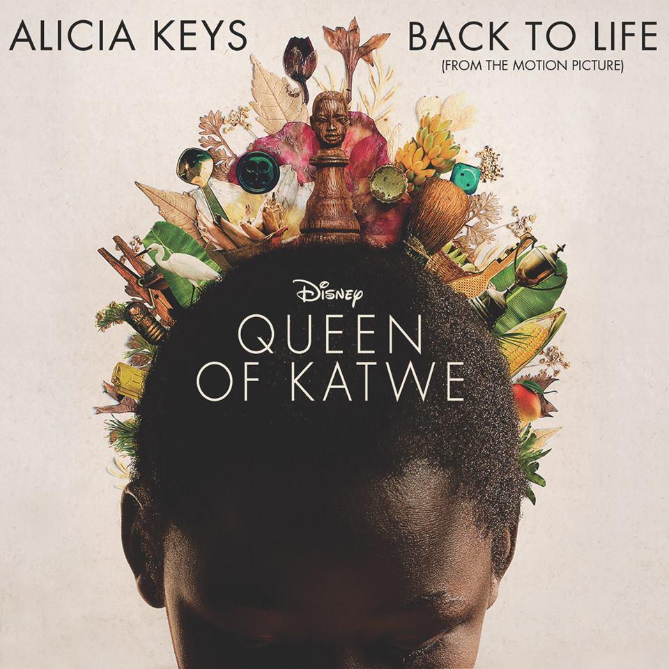 """Queen Of Katwe"": novo teaser conta com música de Alicia Keys"