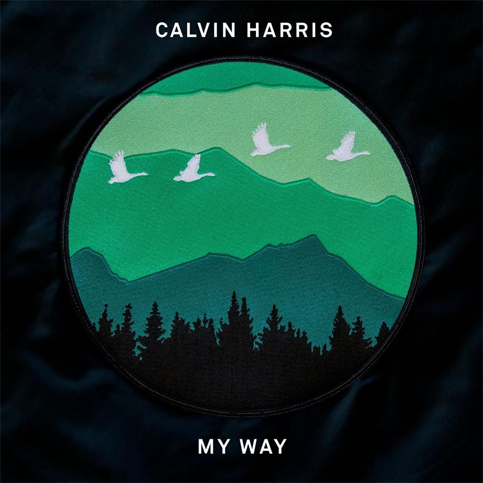 """Seria """"My Way"""" uma parceria entre Ariana Grande e Calvin Harris?"""