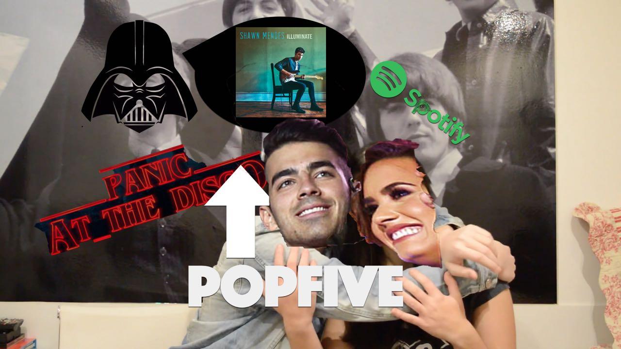 POP FIVE #3