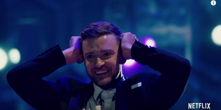 documentário de Justin Timberlake trailer