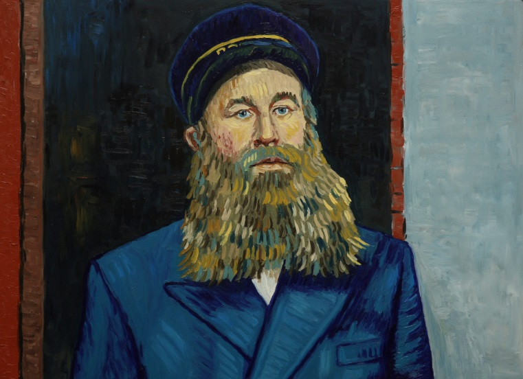 """""""Loving Vincent"""": filme sobre Van Gogh é feito com pinturas a óleo"""