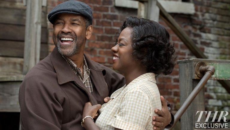 "Viola Davis e Denzel Washington incríveis no primeiro trailer de ""Fences"""