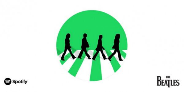 Beatles atinge mais de 1 bilhão Spotify