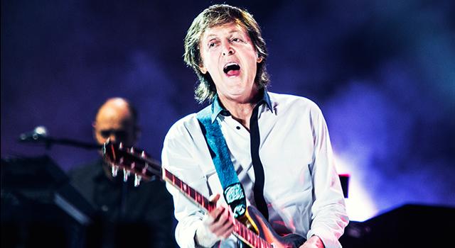 Foto: Reprodução/Paul McCartney