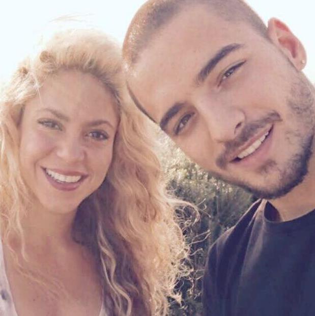 Shakira e Maluma lançam Chantaje