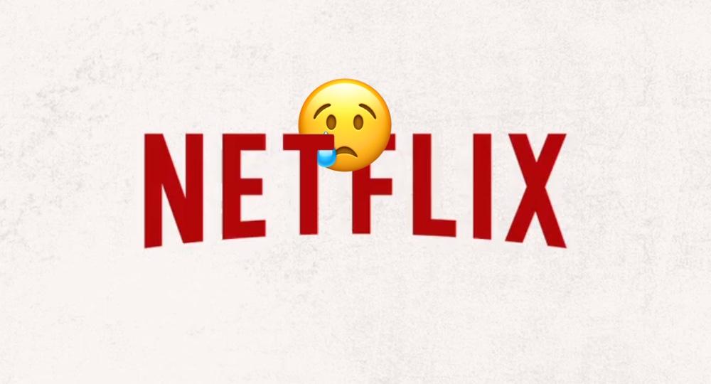 Títulos removidos da Netflix na primeira quinzena de Novembro