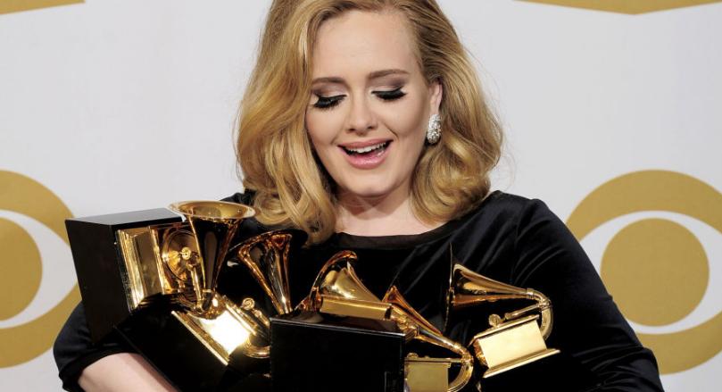 Adele mais rica celebridade britânica