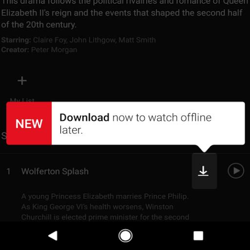 Netflix App Atualizar