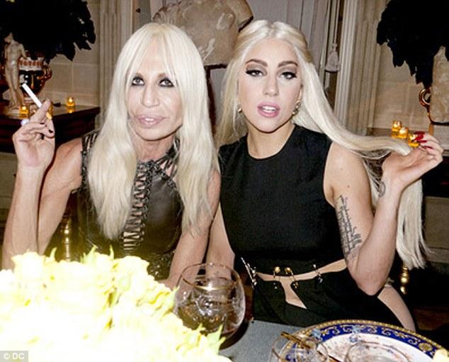 Donatella Lady Gaga