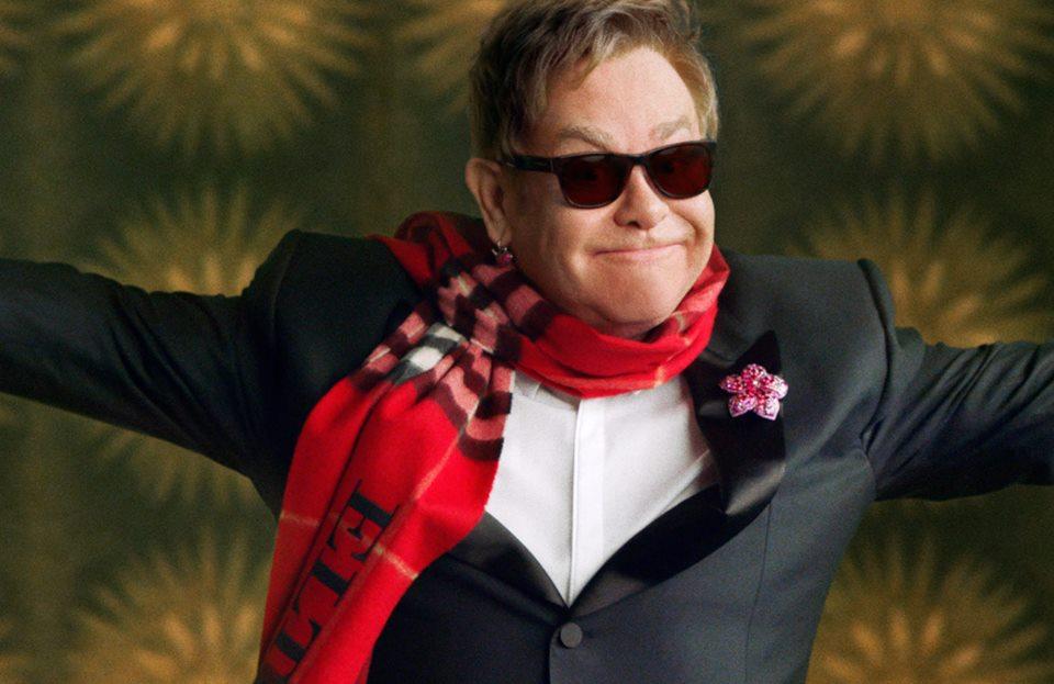 Elton John Boatos Aposentadoria