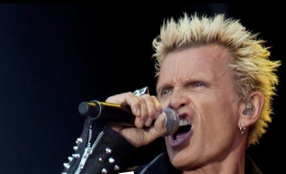 Billy Idol Rock In Rio