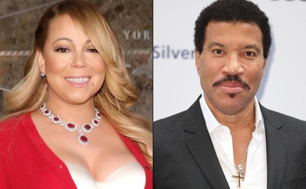Mariah Carey Lionel Richie Tour