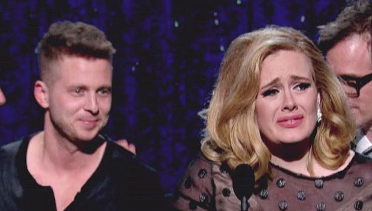 Ryan Tedder e Adele