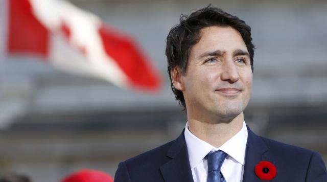 7 pessoas conhecidas Justin Trudeau