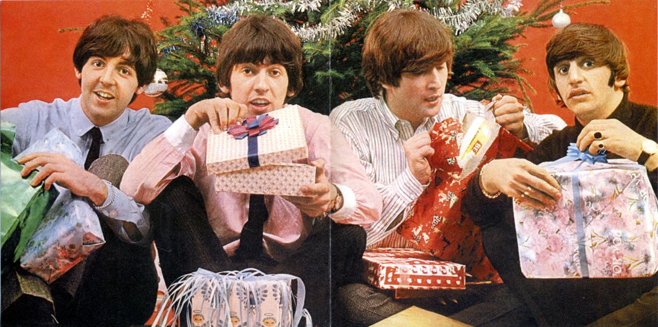 Gravações de Natal dos Beatles