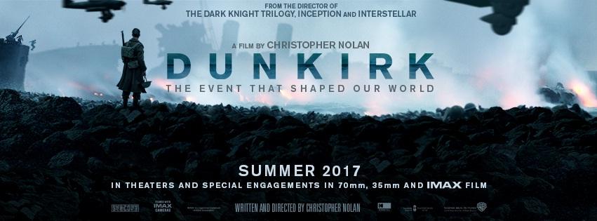 'Dunkirk': confira o trailer do longa de guerra de Christopher Nolan