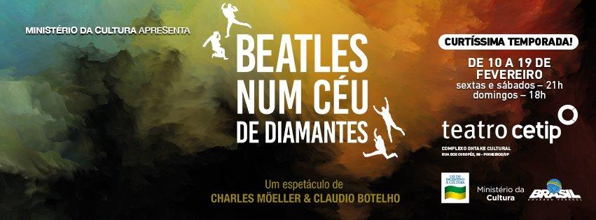 Beatles Num Céu de Diamantes