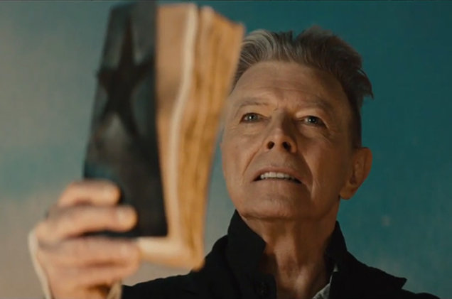 David Bowie novo EP No Plan