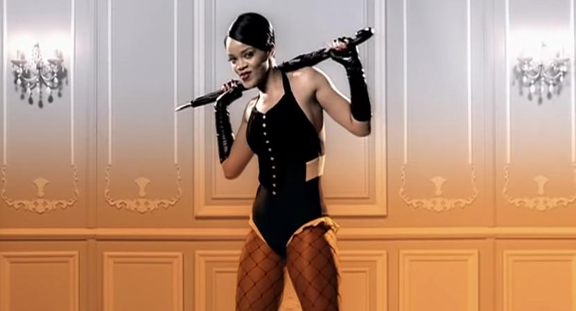 10 músicas 10 anos Umbrella Rihanna