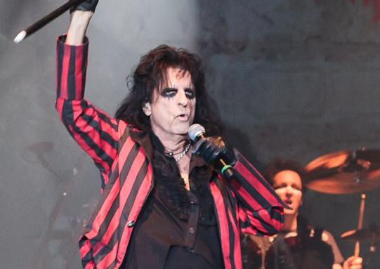 Alice Cooper Rock In Rio