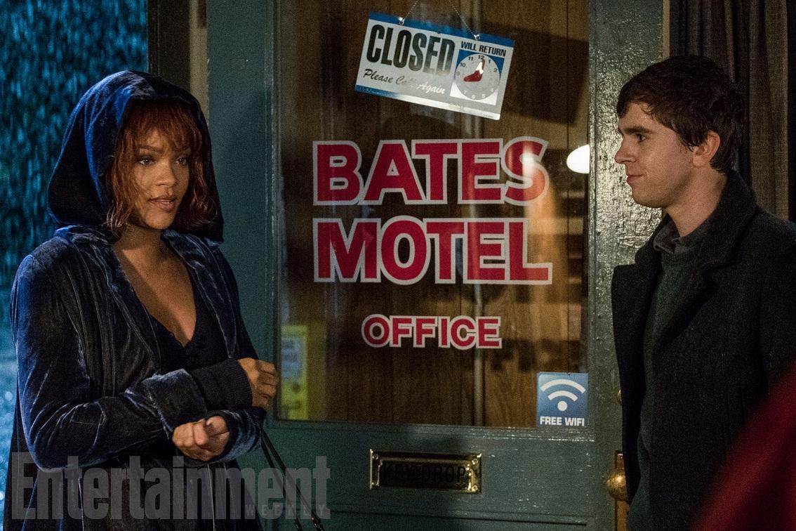 'Bates Motel': confira teaser novo com Rihanna como Marion Crane