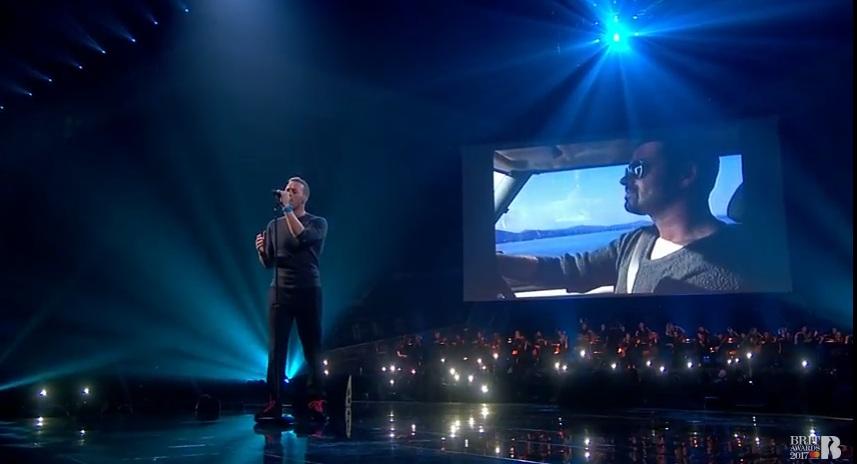 Chris Martin - George Michael
