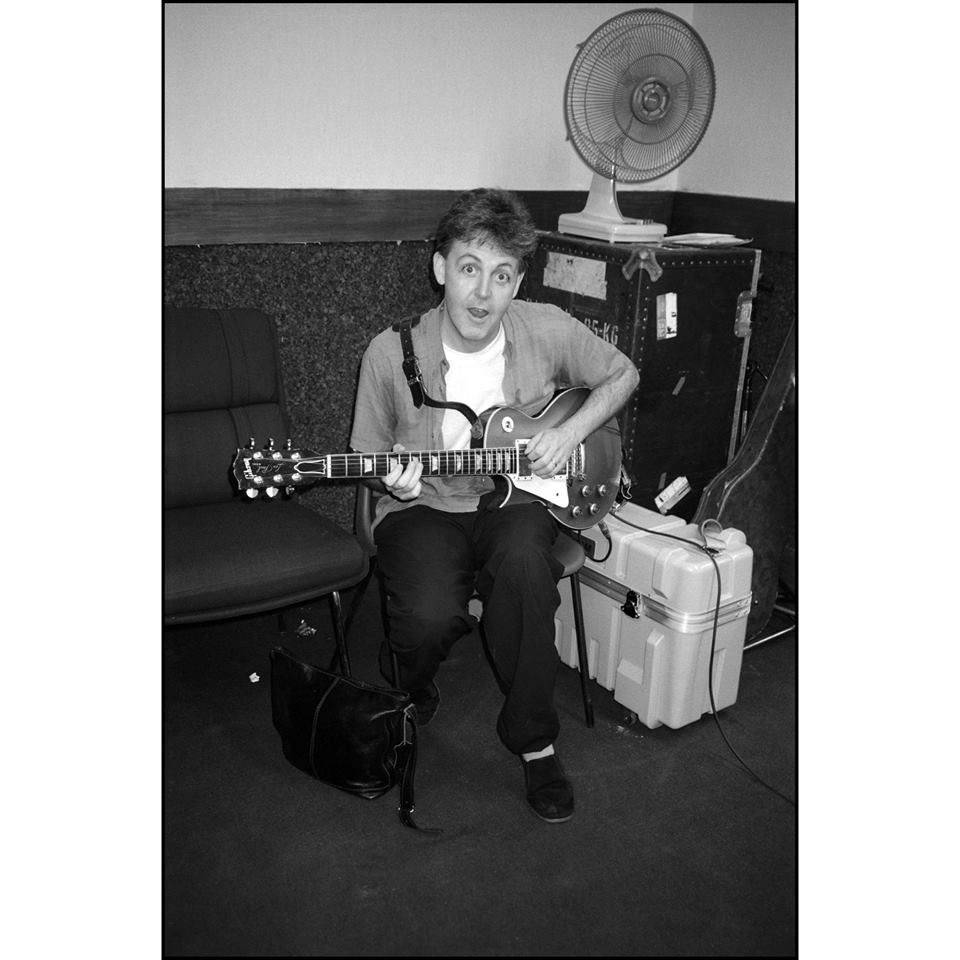 Distractions Paul McCartney