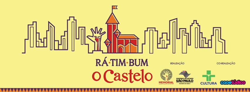 Castelo Rá-Tim-Bum exposição