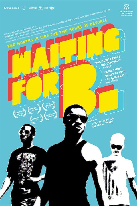 Poster de Waiting for B.