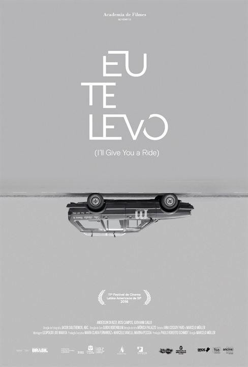 Poster de Eu Te Levo