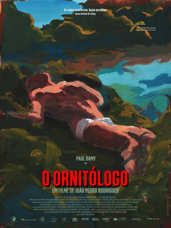 Poster de O Ornitólogo